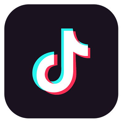 Tiktok Square Color icon PNG and SVG Vector Free Download