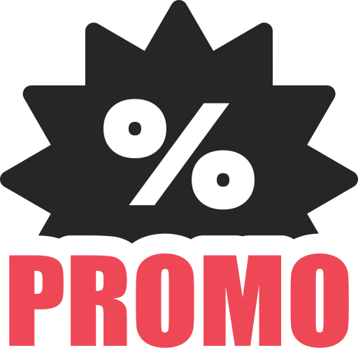 Promo icon PNG and SVG Vector Free Download